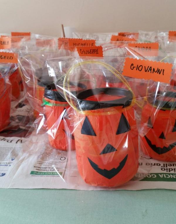 Realizzazione di manufatti - Halloween