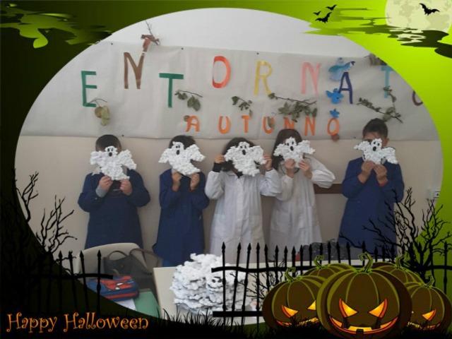 Halloween a Coperchia