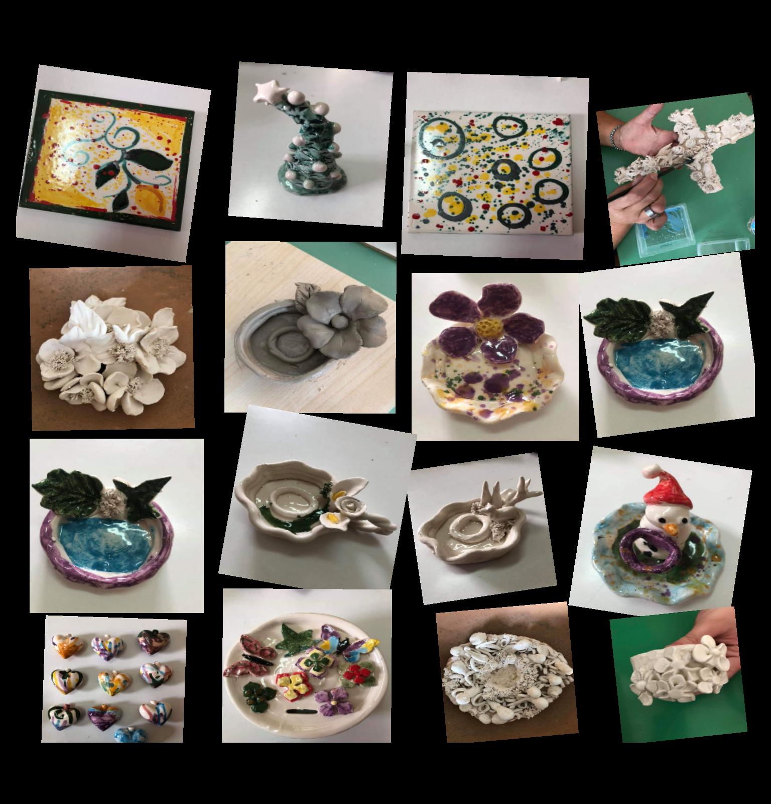 Manufatti in ceramica